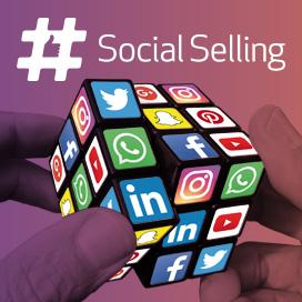Försäljningsframgång i sociala medier med Mercuri Internationals Social Selling-koncept