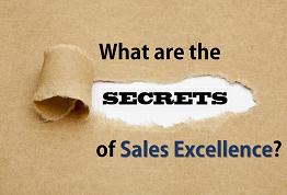 Vilka är Hemligheterna till Sales Excellence?